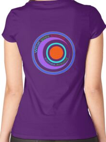 The Merry-Go-Around Women's Fitted Scoop T-Shirt