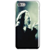 Chris Robinson from The Black Crowes at Bluesfest 2008 iPhone Case/Skin