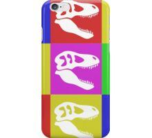 Tyrannosaur in Color iPhone Case/Skin