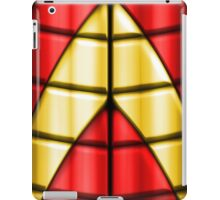 Superheroes - Red and Gold iPad Case/Skin