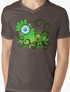 The First Time Gear Mens V-Neck T-Shirt