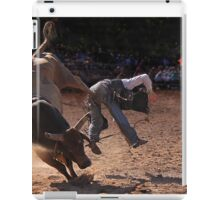 australia rodeo - 2 iPad Case/Skin