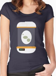 Incubator Women's Fitted Scoop T-Shirt