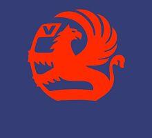 Vauxhall Emblem RED Unisex T-Shirt