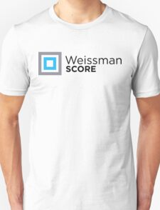"""Silicon Valley """"Weissman Score"""" T-Shirt"""
