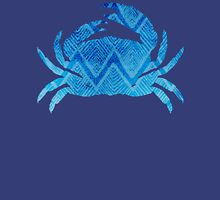 Crab, tropical caribbean blue crab Unisex T-Shirt