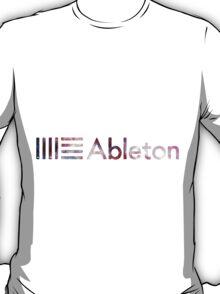 Ableton Space Logo T-Shirt