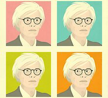 WARHOL by JazzberryBlue