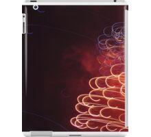 Funky Fireworks iPad Case/Skin