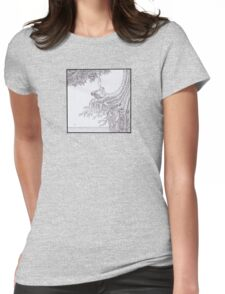 reign on me Womens Fitted T-Shirt