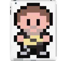 Pixel Cole MacGrath iPad Case/Skin