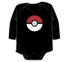 Pokeball One Piece - Long Sleeve
