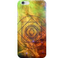 The Eye of the Nebula iPhone Case/Skin