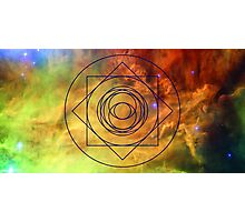 The Eye of the Nebula Photographic Print