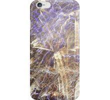 Funky Fireworks 3 iPhone Case/Skin