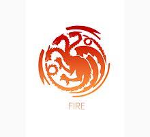 Team Fire Thrones/Pokemon Mashup Unisex T-Shirt