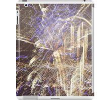 Funky Fireworks 3 iPad Case/Skin