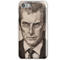 THE TWELFTH DOCTOR iPhone Case/Skin