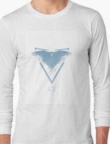 Team Ice Thrones/Pokemon Mashup Long Sleeve T-Shirt