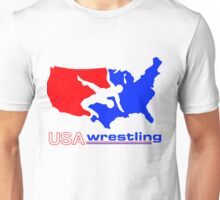 Team USA Wrestling Unisex T-Shirt