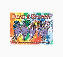 DEAD &COMPANY SARATOGA PERFORMING ART 2016 Unisex T-Shirt