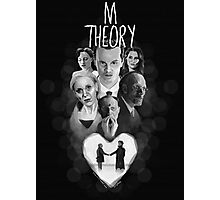 M Theory Photographic Print