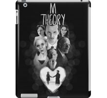 M Theory iPad Case/Skin