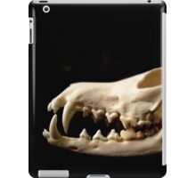 In the shadows.. iPad Case/Skin