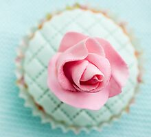 Decorated cupcake by Elisabeth Coelfen