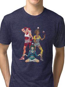 Go Ladies! Tri-blend T-Shirt