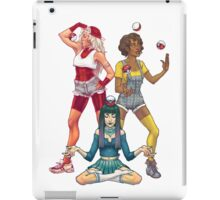 Go Ladies! iPad Case/Skin