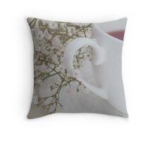 Make tea, not war. ~Monty Python Throw Pillow