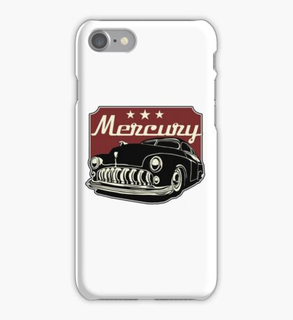 Custom Mercury Design iPhone Case/Skin