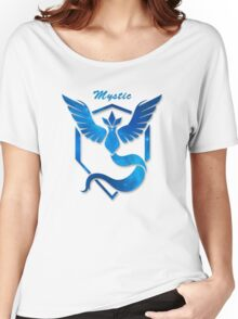 Pokemon GO |Team Mystic Women's Relaxed Fit T-Shirt