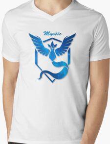 Pokemon GO |Team Mystic Mens V-Neck T-Shirt