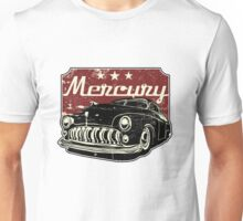 Custom Mercury Design Unisex T-Shirt