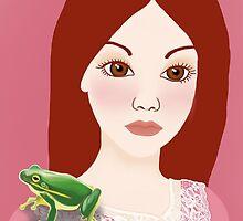 Froggy by arumfaerie
