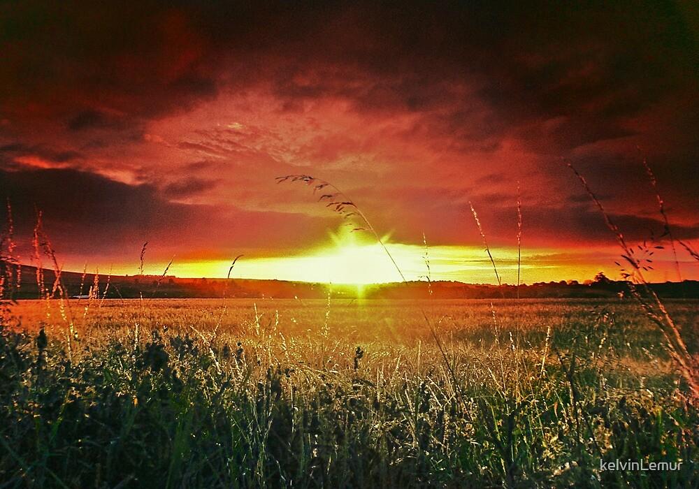 Uplit Sky No. 2 by kelvinLemur