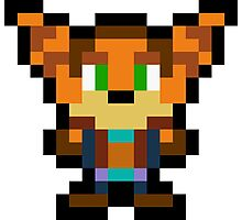 Pixel Ratchet Photographic Print