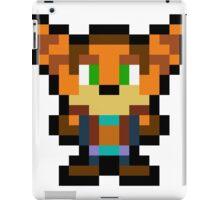 Pixel Ratchet iPad Case/Skin