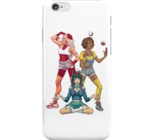 Go Ladies! iPhone Case/Skin