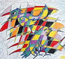 Birdopoly by Laura Barbosa