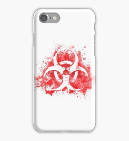 Spread the plague iPhone Case/Skin