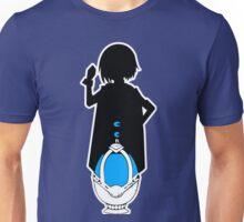 Sayaka Miki - Puella Magi Silhouette Unisex T-Shirt