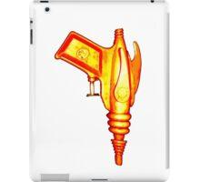 ray gun iPad Case/Skin
