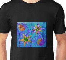 Tropical Wall Burst Unisex T-Shirt