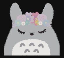 Totoro Cutie One Piece - Short Sleeve
