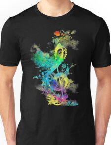 a key to happiness Unisex T-Shirt