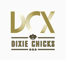 DIXIE CHICKS MMXVI 2016 logo Unisex T-Shirt
