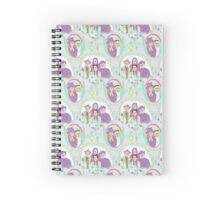 Young and fabulous Spiral Notebook
